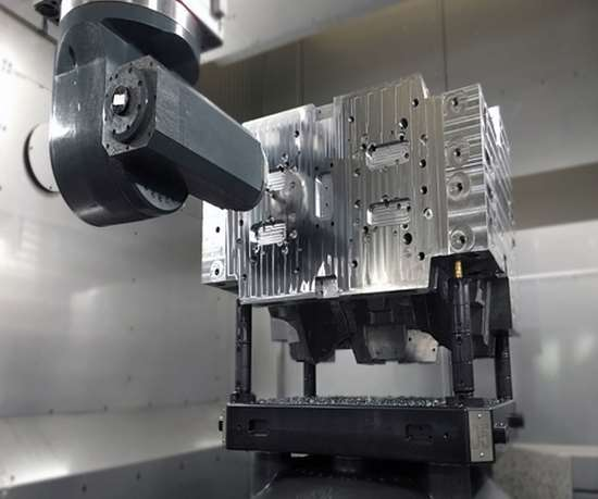 FCS North America workholding image.