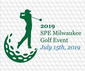 SPE Milwaukee Golf Outing Logo 2019