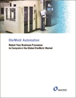 Makino's Die/Mold Automation whitepaper