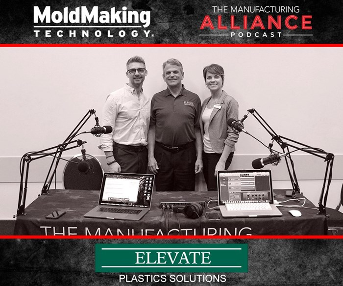 PODCAST: Connections, Communication are Key Tools for Mold Builders
