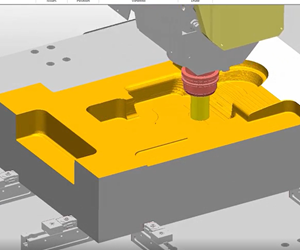 CAM Software Provides Expert CNC Programming Strategies