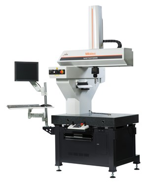 CNC Coordinate Measuring Machine Operates Without Compressed Air