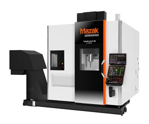 Mazak Debuts New Machines, Technology at Mazak Midwest DISCOVER Event