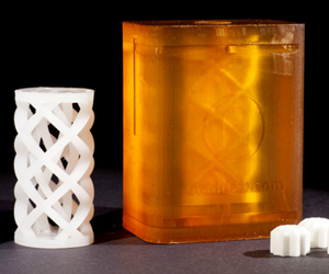 Freeform Injection Molding Creates Mold Cavities with High-Performance Materials