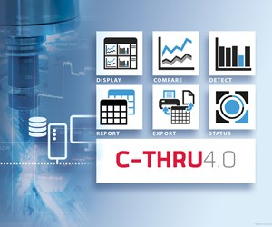 Data Management Software Collects, Processes Data from Multiple Machine Tools