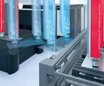 Integrated Laser Automation Solution Controls Entire Production Process