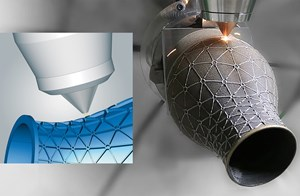 Software Enables Hybrid and Additive Manufacturing in One Process