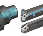 Toolholders Feature Enhanced Rigidity and Modularity
