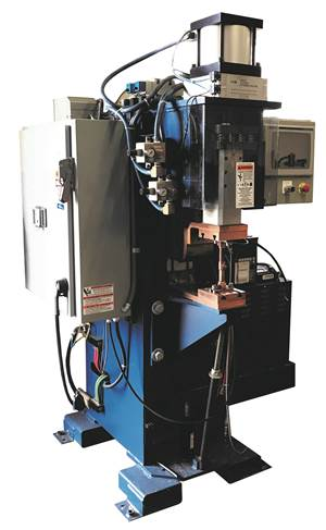 Welding Lab Adds New Capabilities