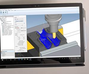 Software Streamlines Design to Manufacturing Process