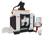 Five-Axis Machine Achieves World-Class Performance for Tighter Tolerances