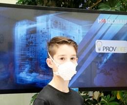 Haidlmair Produces Additional Molds for Childrens' Masks