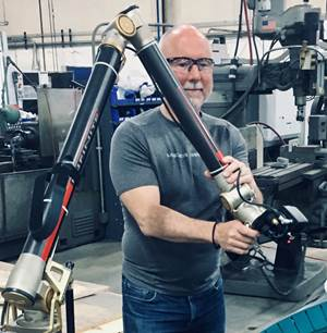 NVision, Inc. Accelerates PPE Production with 3D Laser Scanning