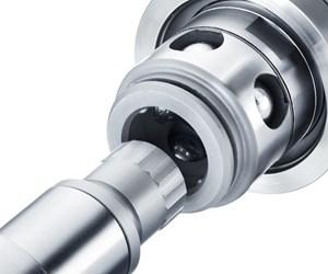 Round Latch Lock Units Enable Optimum Movement