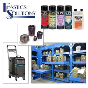 Molding Rack Systems Optimize Mold Storage Space
