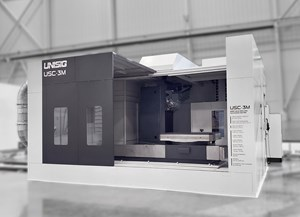 Universal Spindle Machines Offer Intuitive Gundrilling