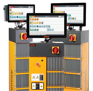 Mold Controllers with Virtual Network Computing Enables Remote Access