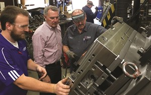 Shop Tackles Complex Projects with Technology Arsenal