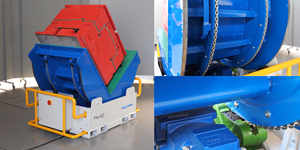 Tool Mover Handles Heavy Molds Easily and Safely