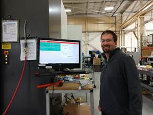 CNC Monitoring Software Improves Machine Performance and Utilization