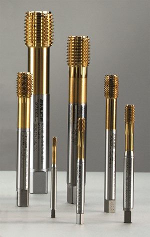 Roll Form Taps Ideal For Medium Strength Steels