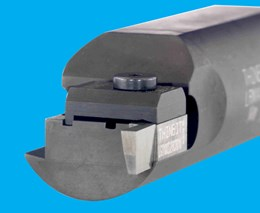 Heavy Duty Round Reversible Toolholders Increase Cutting Performance