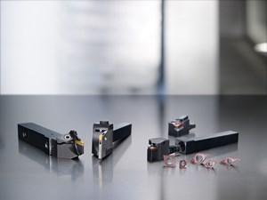 Modular Toolholder Simplifies Swiss-Style Machining