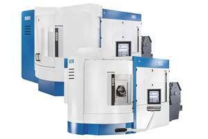 Five-Axis Machining Centers Promote Flexible Machining Applications