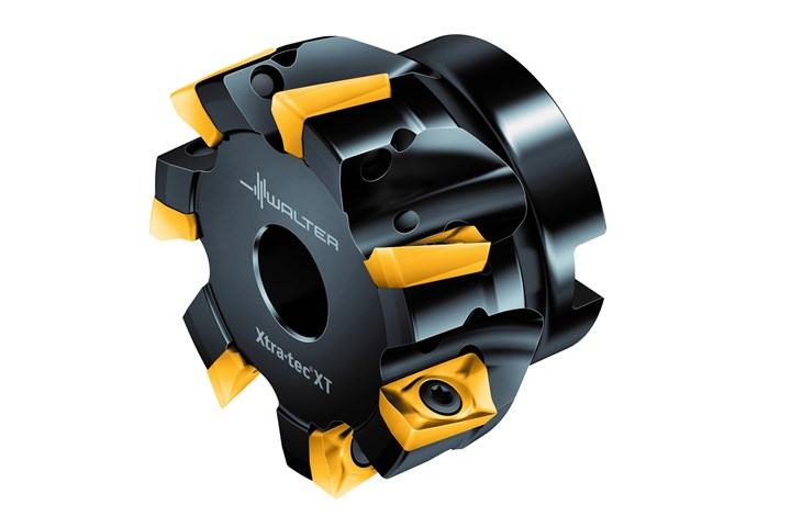 Walter Xtra-tec XT M5130 shoulder milling drill