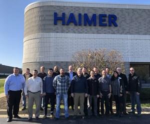 HAIMER Looks Back at Event-Full Year