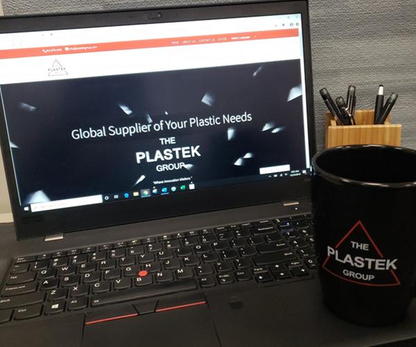 The Plastek Group Launches New Website, Social Media image