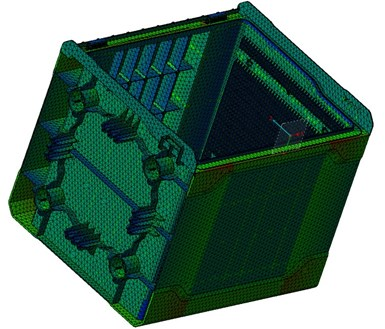 VISI 2021 Flow: MSC updated mesh libraries