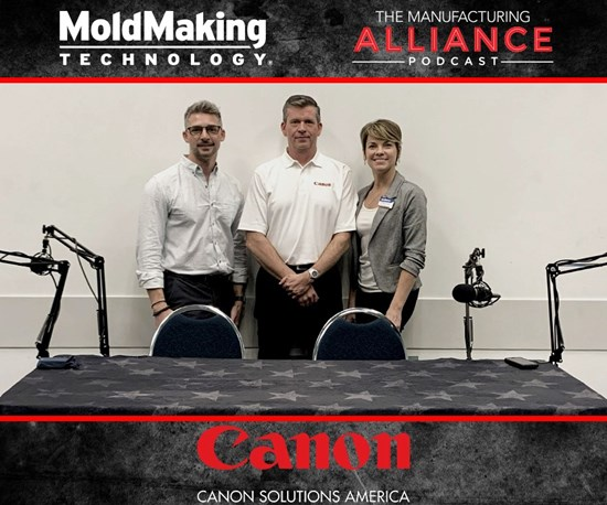 PODCAST: Challenge Yourself and Your Mold Building Business to Push Boundaries