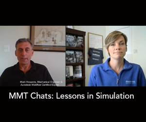 MMT Chat: Lessons in Simulation