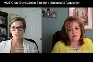 MMT Chat: Buyer/Seller Tips for a Successful Acquisition