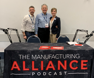 PODCAST: The Magic of Manufacturing and Marketing