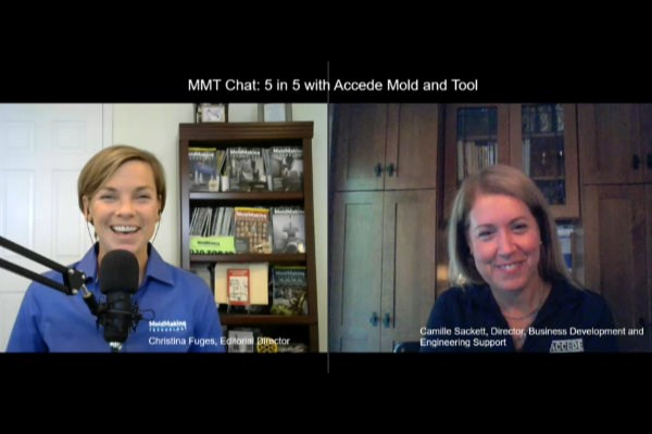 MMT Chats: 5 in 5 with Accede Mold and Tool