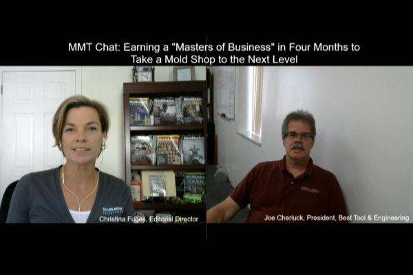"MMT Chats: Earning a ""Masters of Business"" in Four Months? image"