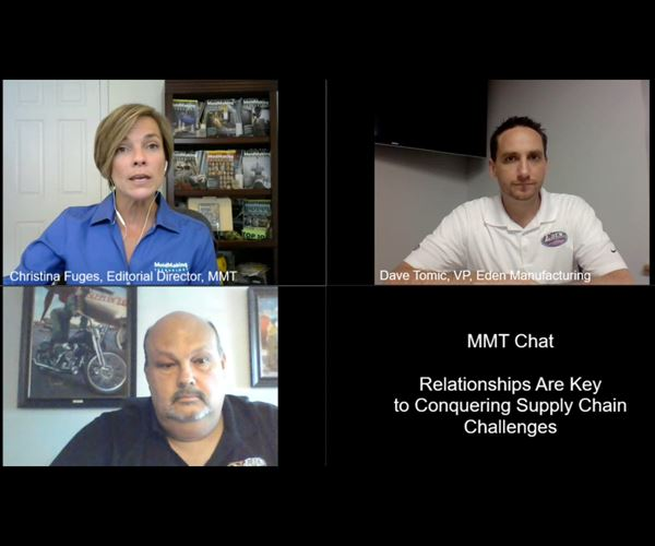 MMT Chats: Relationships Are Key to Conquering Supply Chain Challenges image
