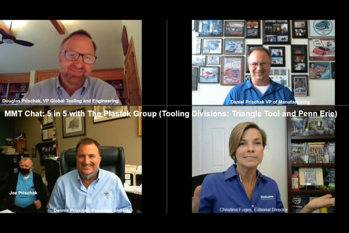 MMT Chats: 5 in 5 with The Plastek Group (Tooling Divisions: Triangle Tool and Penn Erie)