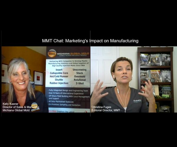 MMT Chats: Marketing's Impact on Mold Manufacturing image
