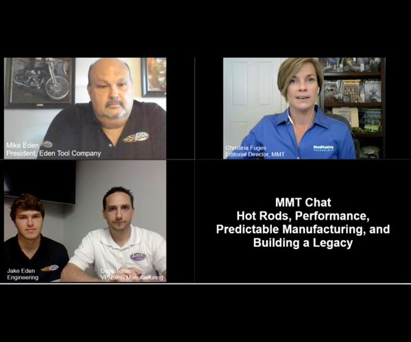 MMT Chats: Hot Rods, Performance, Predictable Manufacturing and Building a Legacy image
