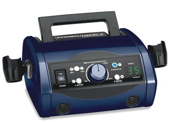 Power Hand Controller and Belt Sander Offer New Features