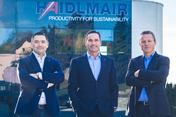 The Haidlmair management team.