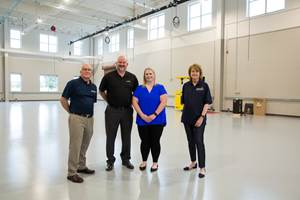 Okuma America Partners withRowan-Cabarrus Community College for New Machine Tool Training Academy