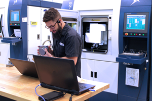 Metal Additive Manufacturing MachineSeries Enables High-Volume Mold Component Production