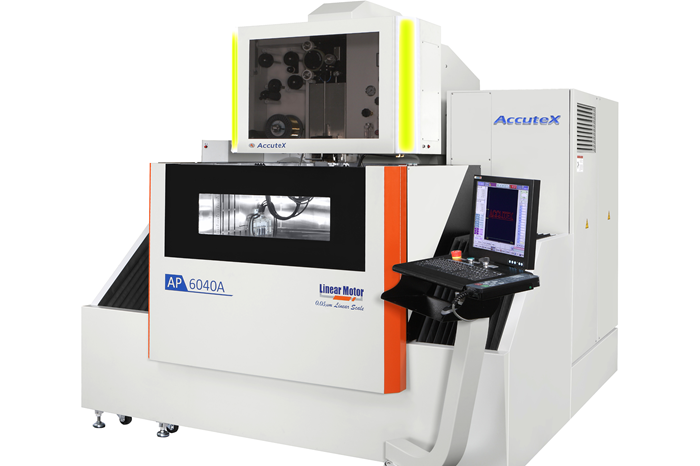 Wire-Cut EDM Facilitates Highly Rigid Large Mold Component Machining