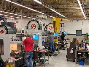 Incremental Automation Investment Perfectly Positions Moldmaker to Produce High-Cavitation, Critical Dimension Molds