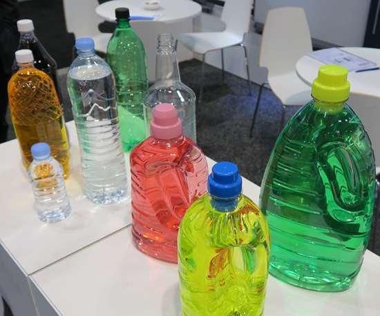 Bottles at NPE2018