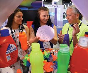 PLASTICS Hosts Local Students on Final Day of NPE2018